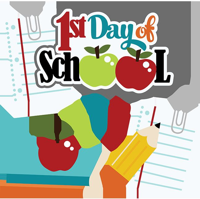 First Day of School: September 9, 2019 (9.30-12.00)