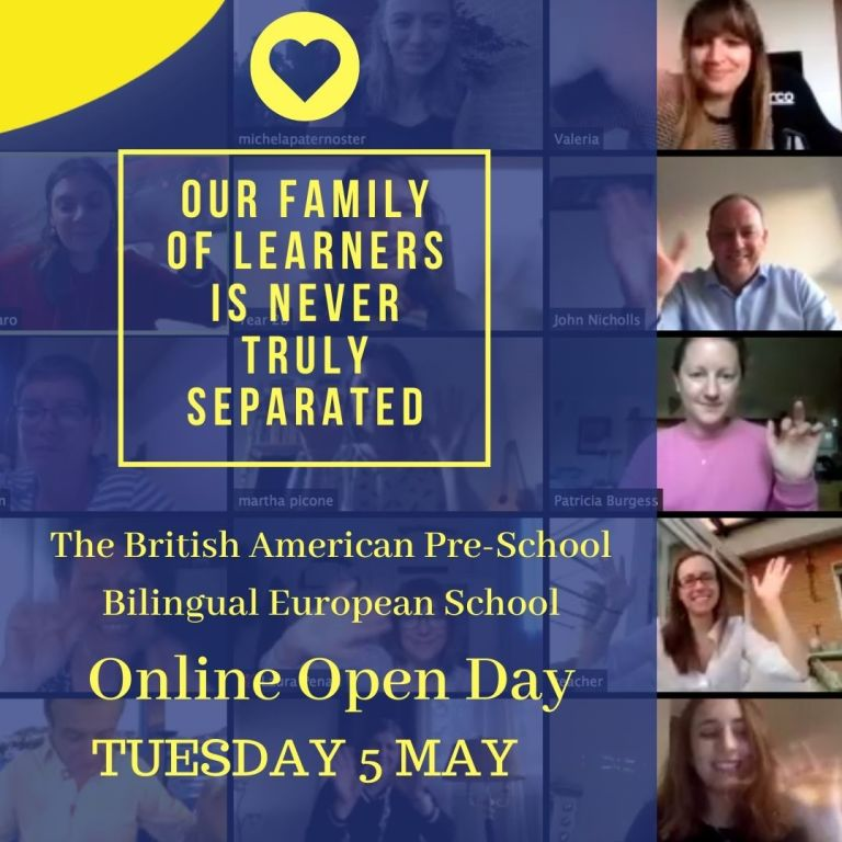 Virtual Open Day!