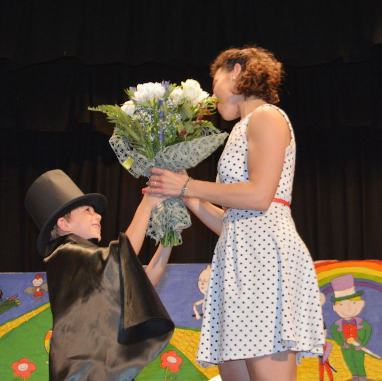 """The Wizard of Oz"" Reception Show"