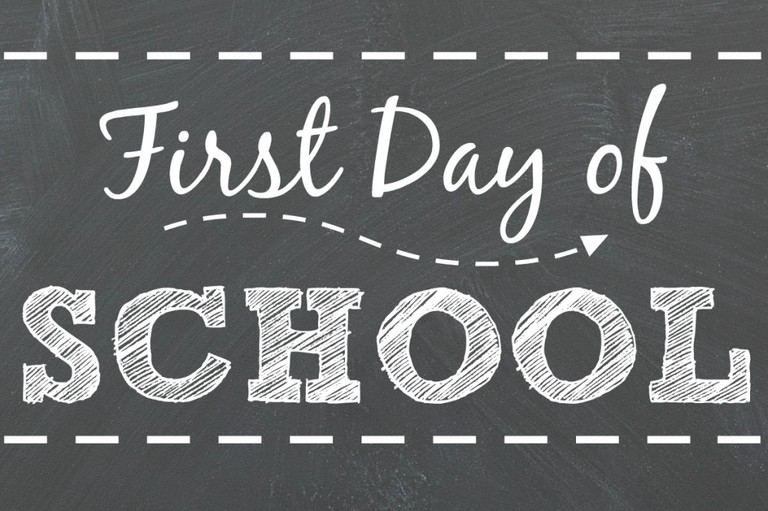 First Day of School 2018/2019